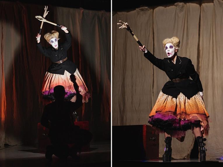 Colorado Theater Photography