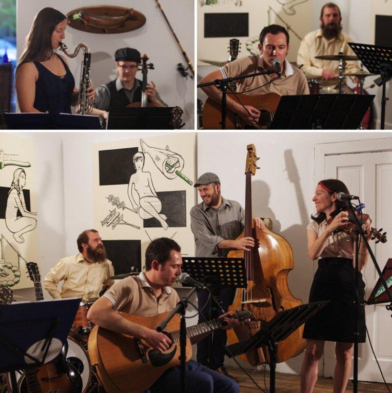 Jesse Manley at Leon Gallery | www.amandatipton.com