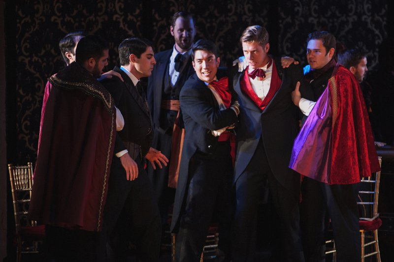Central City Opera's La Traviata | www.amandatipton.com