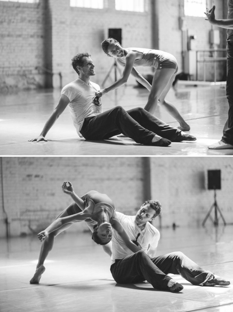 First Rehearsal at Wonderbound | www.amandatipton.com
