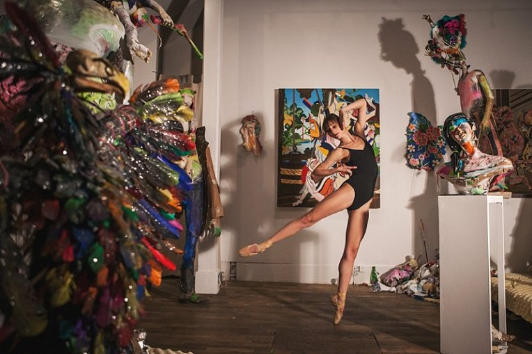 Denver dance, leon gallery, candice bergeron, dance photography, colorado ballet, colorado art gallery,