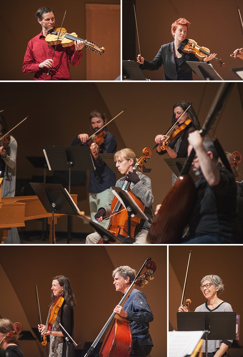 Baroque Chamber Orchestra of Colorado, Playing with Fire, Regis University, Aisslinn Nosky, Denver Music, Denver Events, Denver Event Photography, Chamber Orchestra, Baroque Music