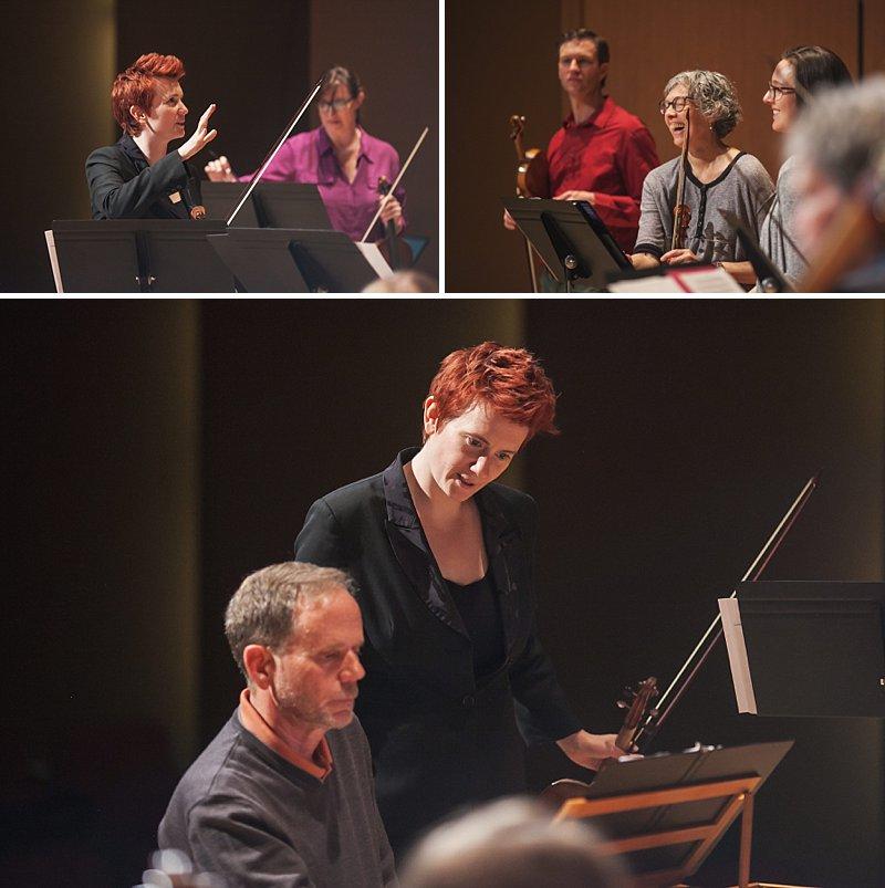 Baroque Chamber Orchestra of Colorado, Playing with Fire, Regis University, Aisslinn Nosky, Denver Music, Denver Events, Denver Event Photography, Chamber Orchestra, Baroque Music