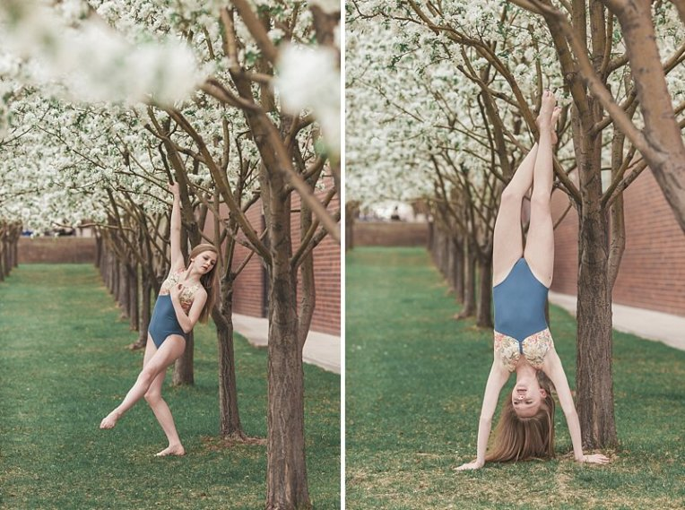 Ballet Photography,Blossoms,Denver Dance,Denver Dance Photographer,Kenzie Cohen,Spring,Teen Ballet,