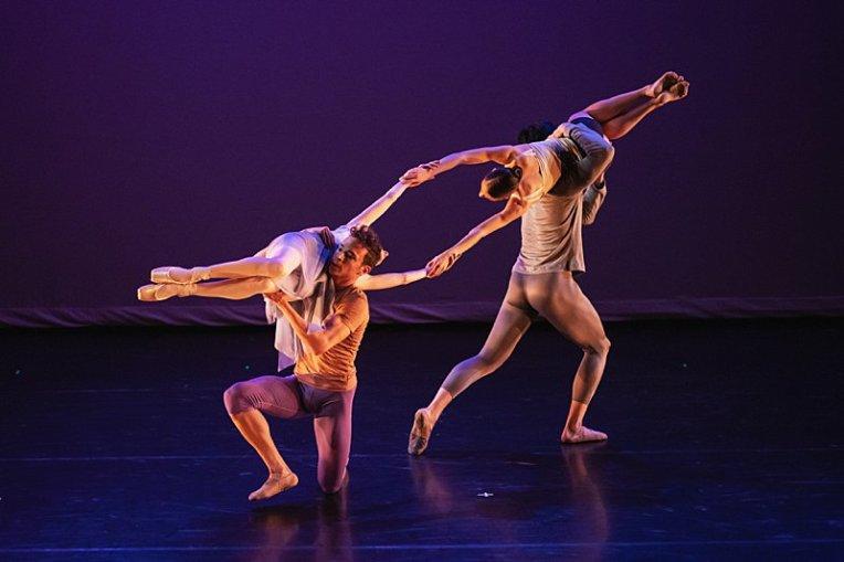 Boulder Ballet,Christopher Wheeldon,Denver Dance,Modern Masters,Paul Taylor Dance,The Dairy Arts Center,