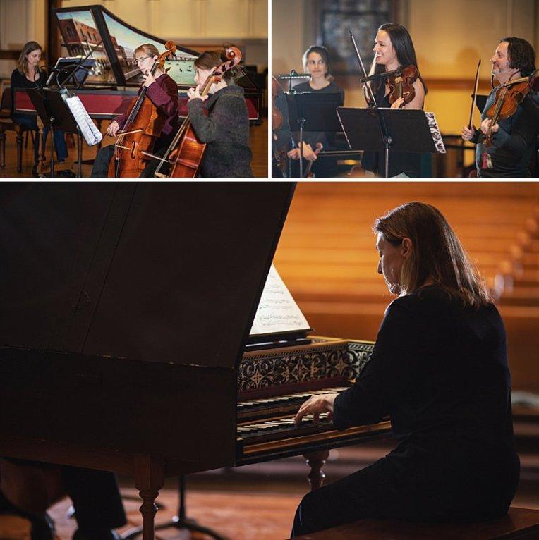 Baroque Chamber Orchestra,Denver Event Photographer,Goldberg Variations,